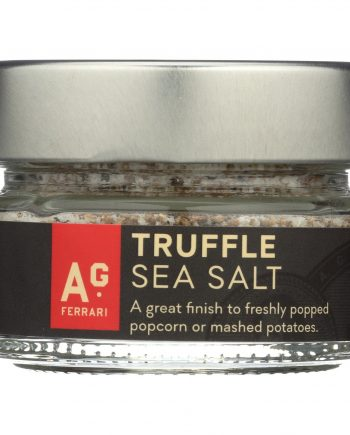 A.G. Ferrari Sea Salt - Truffle - Case of 12 - 4 oz.