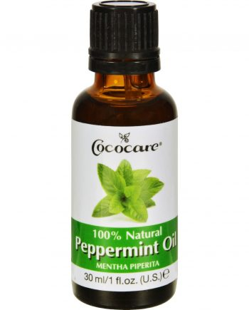 Cococare Peppermint Oil - 100 Percent Natural - 1 fl oz