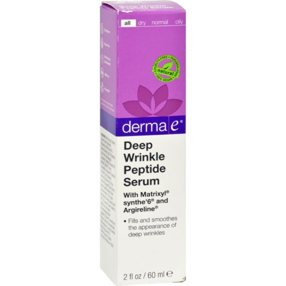 Derma E Peptides Plus Wrinkle Reverse Serum – 2 fl oz