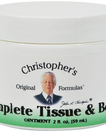 Dr. Christopher's Formulas Complete Tissue and Bone Ointment - 2 oz
