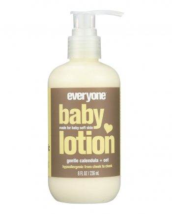 EO Baby Lotion - Calendula Oat - Case of 1 - 8 oz.