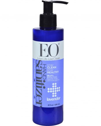 EO Products Hand Sanitizing Gel - Lavender Essential Oil - 8 oz