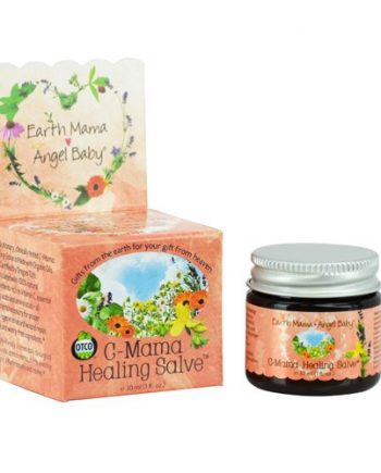 Earth Mama Angel Baby C-Mama Healing Salve - 1 oz