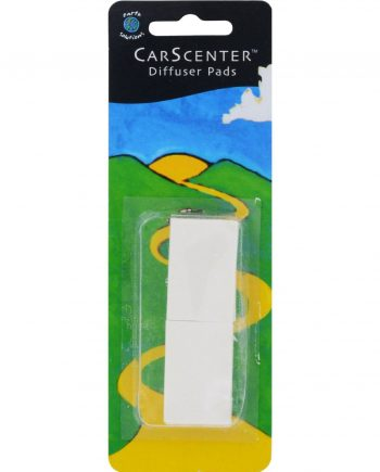 Earth Solutions Car Scenter Aromatherapy Diffuser Refill Pads - 10 Pack