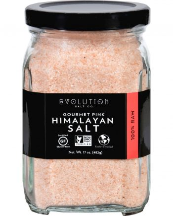 Evolution Salt Gourmet Salt - Fine - 17 oz