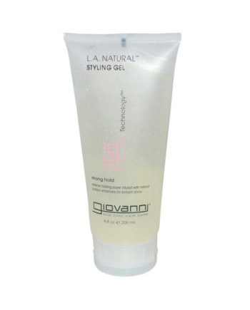 Giovanni L.A. Natural Styling Gel Strong Hold - 6.8 fl oz