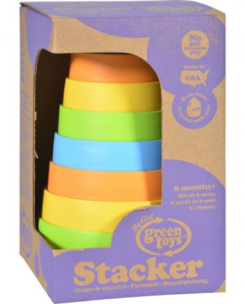 Green Toys Stacker - 8 Piece