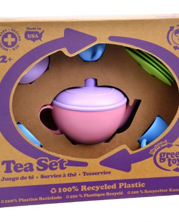 Green Toys Tea Set - 17 Piece Set