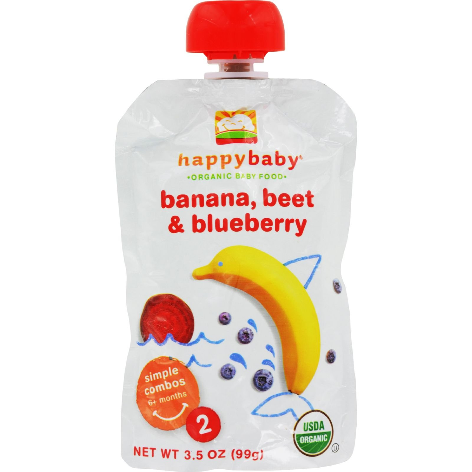Dr Sears Happy Baby Food