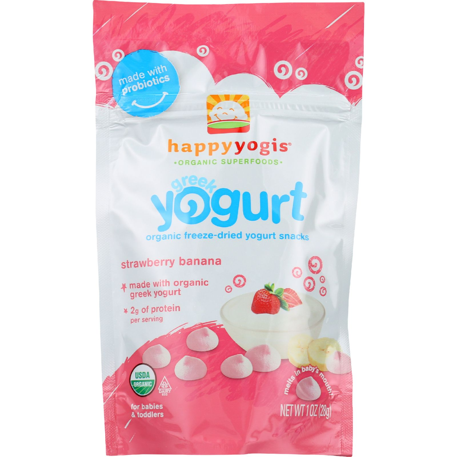 Yogis Baby Food