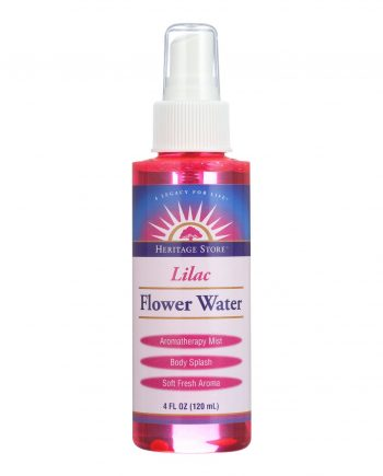 Heritage Store Flower Water - Lilac - 4 oz
