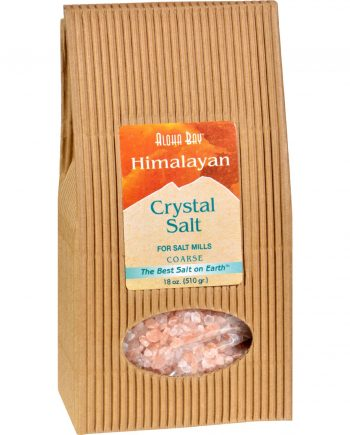 Himalayan Crystal Salt Coarse - 18 oz