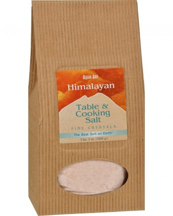 Himalayan Salt Table and Cooking Salt - 2.3 lbs