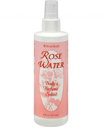Home Health Body Mist - Rose Water - 6 oz