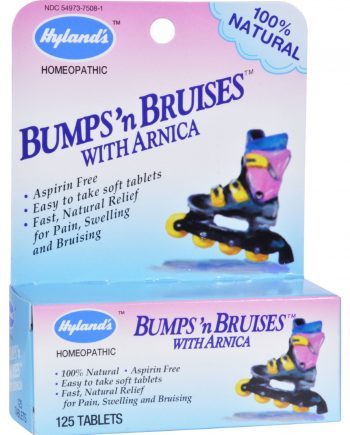 Hyland's Bumps'n Bruises With Arnica - 125 Tablets