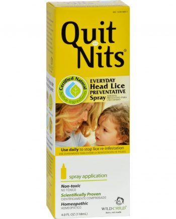Hyland's Quit Nits Everyday Head Lice Preventative Spray - 4 oz