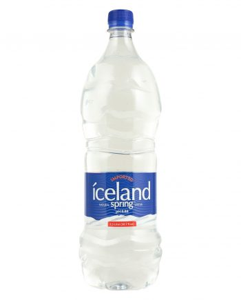Iceland Springs Spring Water - Case of 12 - 50.7 Fl oz.