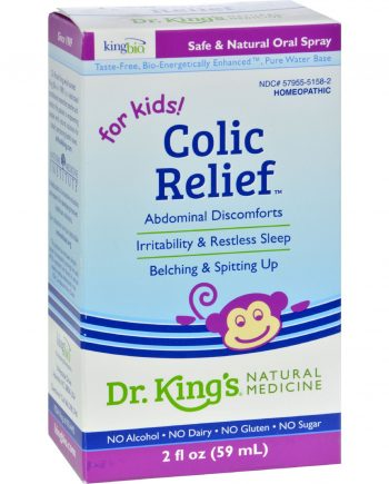 King Bio Homeopathic Colic Relief - 2 oz
