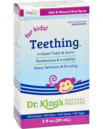 King Bio Homeopathic Teething - 2 fl oz