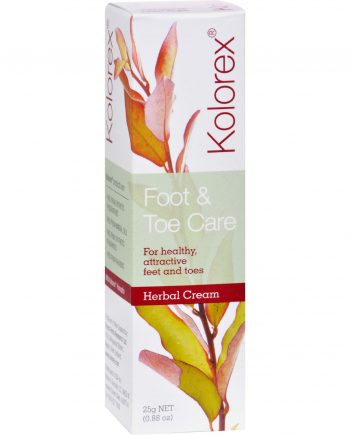 Kolorex Foot and Toe Care - 25 g
