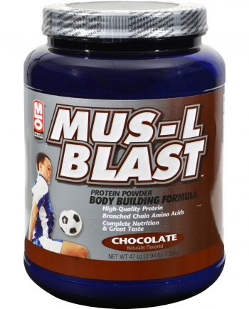 MLO Mus-L-Blast - Chocolate - 47 oz
