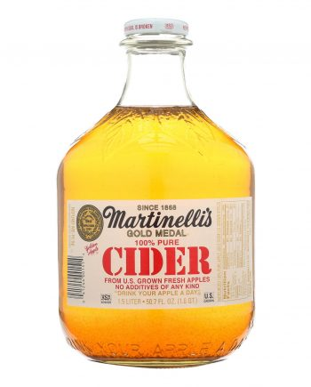 Martinelli's Apple Cider - Case of 6 - 50.7 Fl oz.