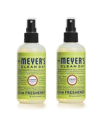 Mrs. Meyer's Room Freshener - Lemon Verbena - Case of 6 - 8 oz