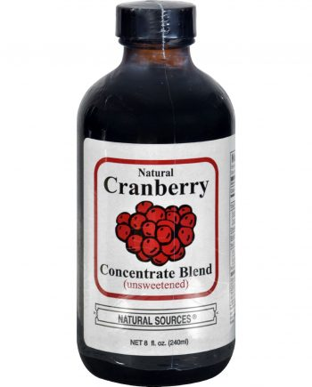 Natural Sources Cranberry Concentrate - 8 oz