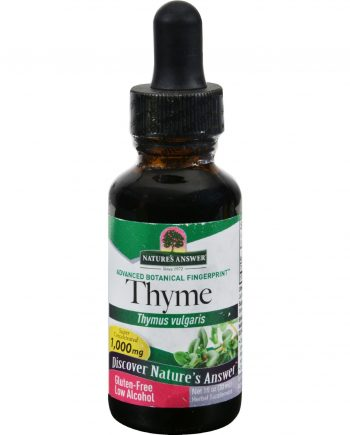 Nature's Answer Thyme - 1 oz
