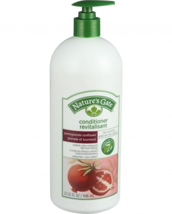 Nature's Gate Conditioner - Pomegranate and Sunflower Hair Defense - 32 oz