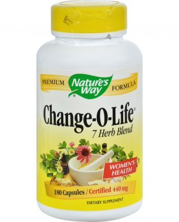 Nature's Way Change-O-Life 7 Herb Blend - 180 Capsules