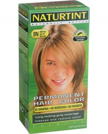 Naturtint Hair Color - Permanent - 8N - Wheat Germ Blonde - 5.28 oz