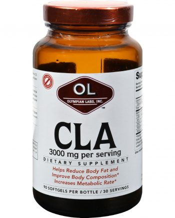 Olympian Labs CLA - 1000 mg - 90 Softgels