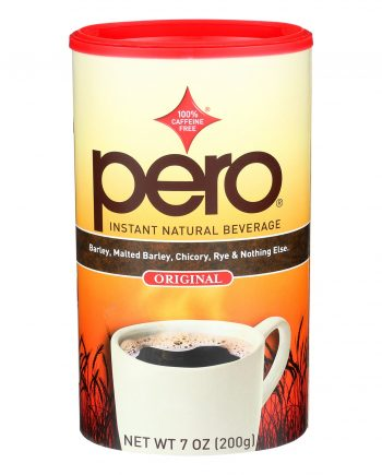 Pero Instant Natural Beverage - Case of 6 - 7 oz.