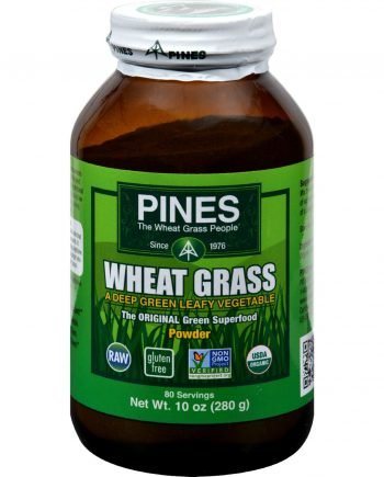 Pines International Wheat Grass Powder - 10 oz