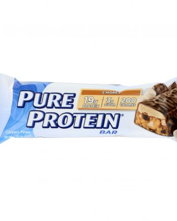 Pure Protein Bar - S'mores - Case of 6 - 50 Grams