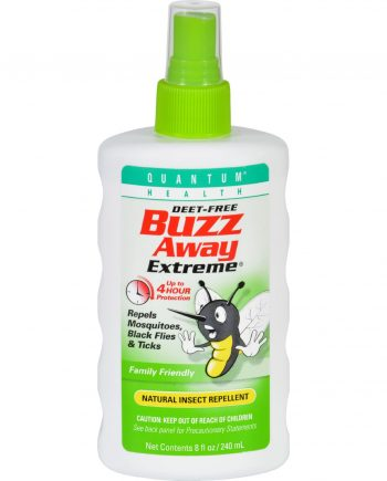 Quantum Research Buzz Away Extreme Spray - 8 oz