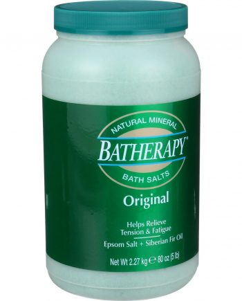 Queen Helene Batherapy - Natural Mineral Bath - 5 lb