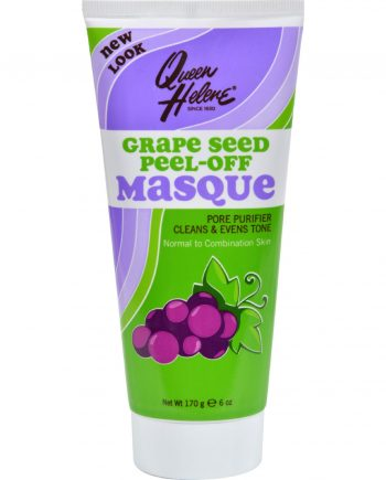 Queen Helene Original Formula Antioxidant Grape Seed Extract Peel Off Masque - 6 oz
