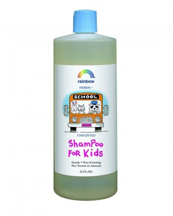 Rainbow Research Kids Shampoo - Unscented - 32 oz