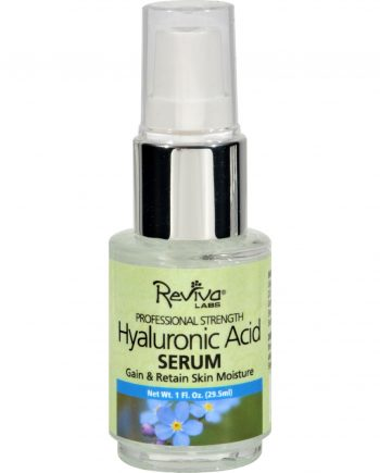 Reviva Labs Hyaluronic Acid Serum - 1 fl oz