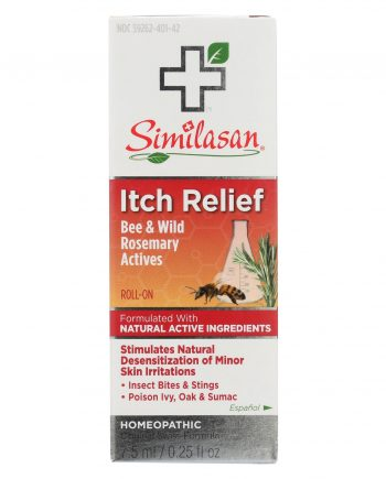 Similasan Itch Relief Roll On - Case of 1 - 0.25 Fl oz.