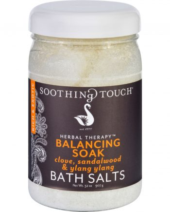 Soothing Touch Bath Salts - Balancing Soak - 32 oz