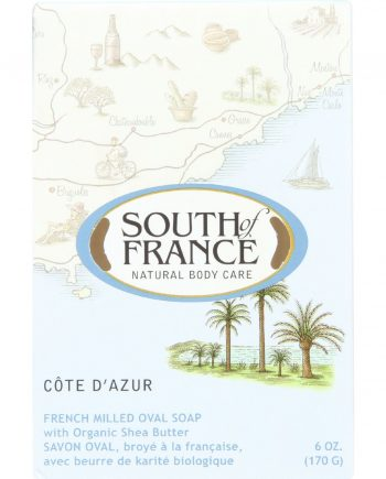South Of France Bar Soap - Cote dAzur - 6 oz - 1 each