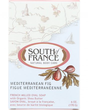 South Of France Bar Soap - Mediterranean Fig - 6 oz - 1 each