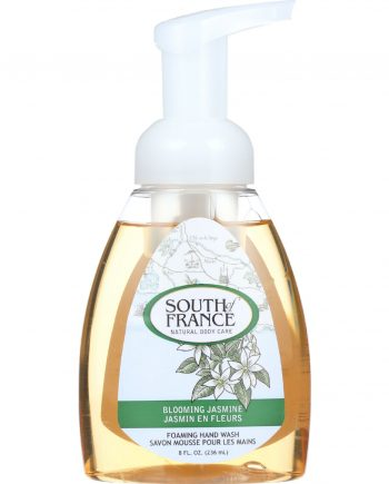 South Of France Hand Soap - Foaming - Blooming Jasmine - 8 oz - 1 each
