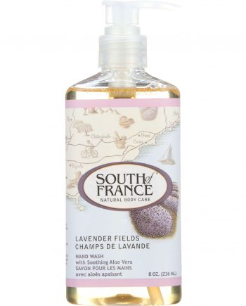 South Of France Hand Wash - Lavender Fields - 8 oz - 1 each