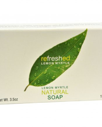 Tea Tree Therapy Lemon Myrtle Natural Soap - 3.5 oz