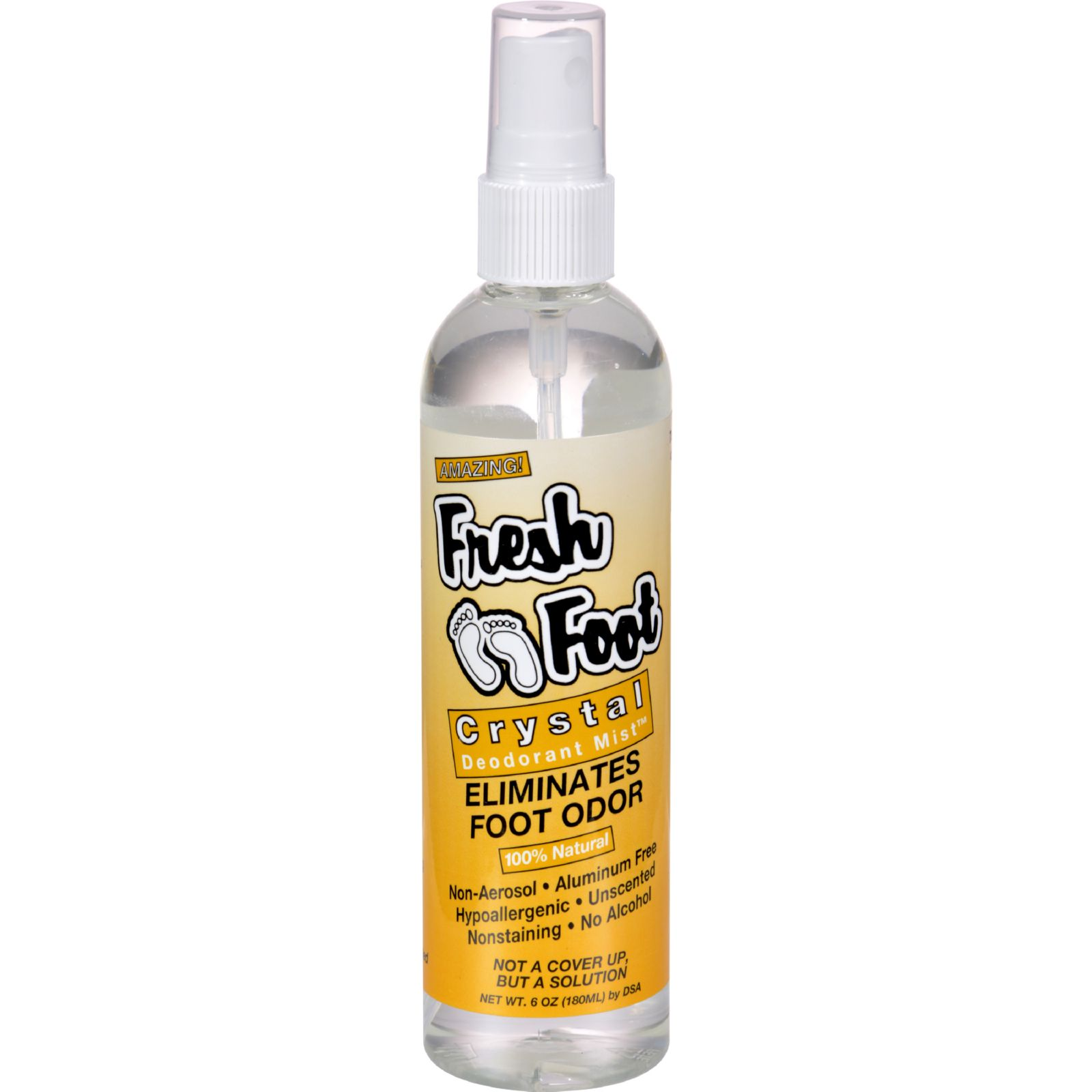 Best Foot Deodorant Natural