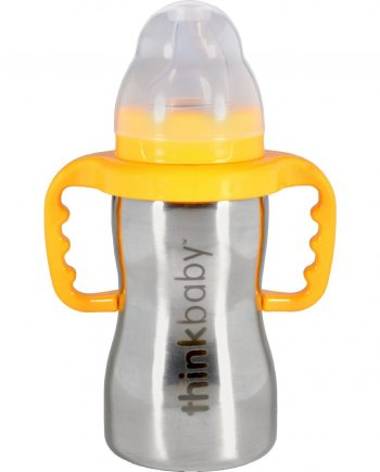 Thinkbaby Cup - Sippy - Of Steel - 9 oz